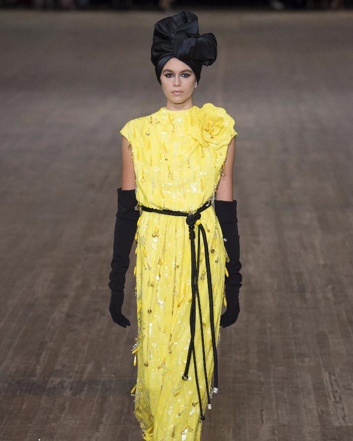 como usar amarelo primrose